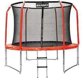 Marimex sada krytu pružin a rukávů na trampolínu 305 cm - červená (19000774) - Marimex