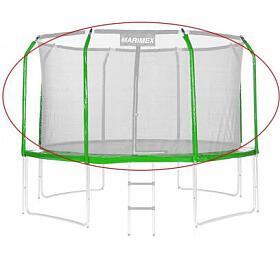 Marimex sada krytu pružin a rukávů na trampolínu 305 cm - zelená (19000781) - Marimex