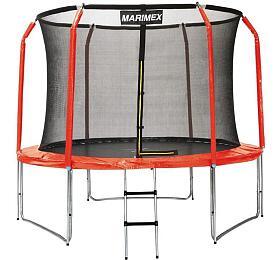 Marimex sada krytu pružin a rukávů na trampolínu 366 cm - červená (19000775) - Marimex