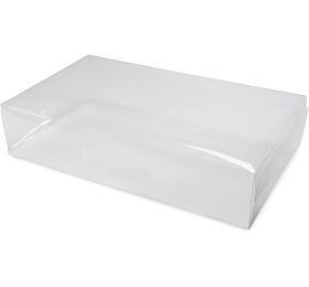 Transparentní úložný box na vysoké boty