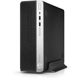 HP ProDesk 400G5 SFF Intel i3-8300 / 4GB / 128 GB SSD / Intel HD / DVD-RW/ W10 Pro (6BD73EA#BCM) - Hewlett Packard