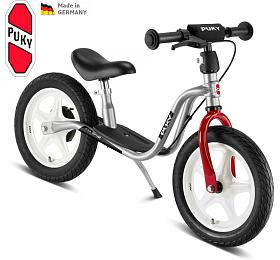 Odrážedlo s brzdou PUKY Learner Bike standard LR 1BR, šedá - PUKY