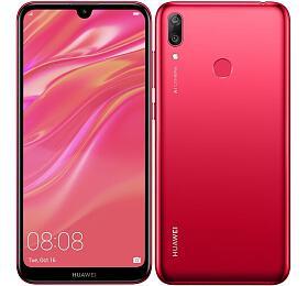 Huawei Y7 2019, 3GB/32GB, Coral Red - HUAWEI