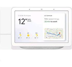 Hlasový asistent Google Home Hub Chalk - Google