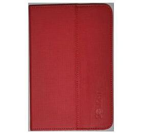 Solight univerzální pouzdro - desky z polyuretanu pro tablet nebo čtečku 7'', červené - Solight