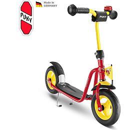 Koloběžka PUKY Scooter R 03, červená - PUKY