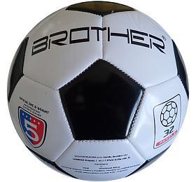 Kopací míč BROTHER vel. 5 - odlehčený - Acra