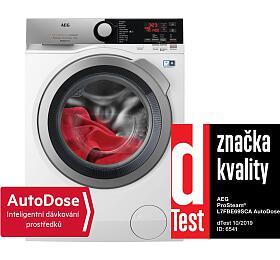 Pračka AEG ProSteam® L7FBE69SCA AutoDose - AEG