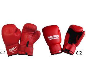 ACRA Boxerské rukavice PU kůže vel. S, 8 oz. - Acra