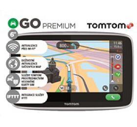 TomTom GO PREMIUM 6 World Lifetime (1PL6.002.30) - Tomtom