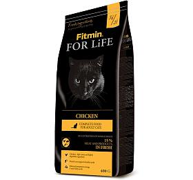 Fitmin cat For Life Chicken - 400 g - FITMIN