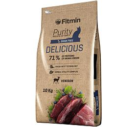 Fitmin cat Purity Delicious - 10 kg - FITMIN