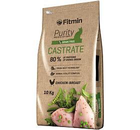 Fitmin cat Purity Castrate - 10 kg - FITMIN