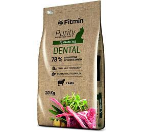 Fitmin cat Purity Dental - 10 kg - FITMIN
