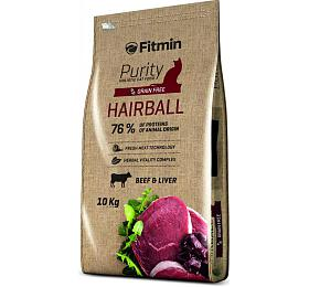 Fitmin cat Purity Hairball - 10 kg - FITMIN