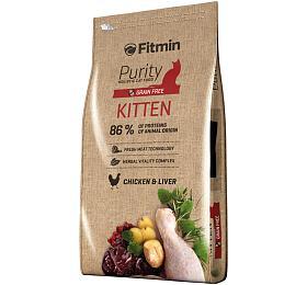 Fitmin cat Purity Kitten - 1,5 kg - FITMIN