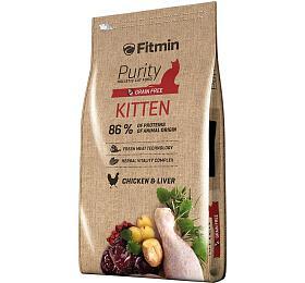 Fitmin cat Purity Kitten - 10 kg - FITMIN