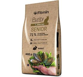 Fitmin cat Purity Senior - 400 g - FITMIN