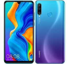 Huawei P30 lite, 4 GB/128 GB, Peacock Blue - HUAWEI