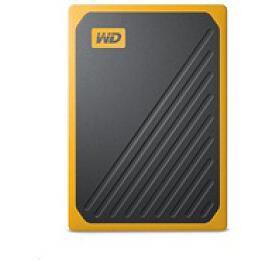 SanDisk WD My Passport Go externí SSD 1TB My Passport Go, USB 3.0 žlutá (WDBMCG0010BYT-WESN) - Sandisk