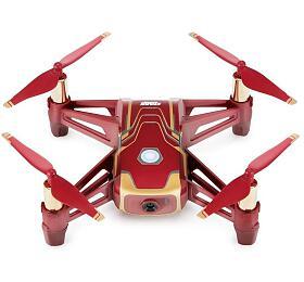 RYZE Tello - Iron Man Edition, kvadrokoptéra RC Drone (TEL0202) - RYZE