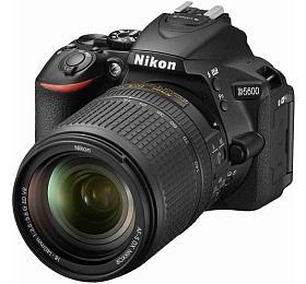 Fotoaparát Nikon D5600 Black + 18-140 VR - Nikon