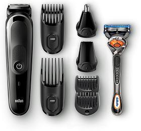 Zastřihovač vlasů a vousů Braun MGK 5060 - Braun