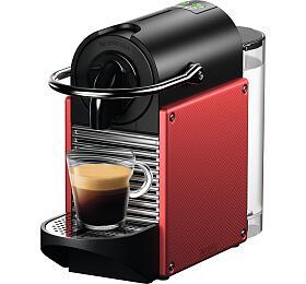 Espresso DeLonghi EN 124.R, červené - DeLonghi