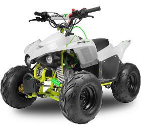Dětská čtyřkolka 110 ccm Ultimate Buffalo zelená Ultimate Racing - Ultimate Racing
