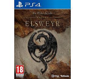PS4 - The Elder Scrolls Online: Elsweyr - BETHESDA