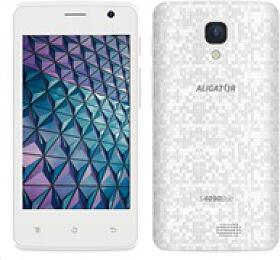 Aligator S4090 Duo, bílá (AS4090WT) - Aligator Phones