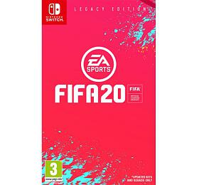 Hra Nintendo Switch FIFA 20 - ELECTRONIC ARTS