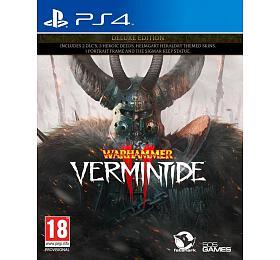 PS4 - Warhammer - Vermintide 2 Deluxe Ed - Ubisoft