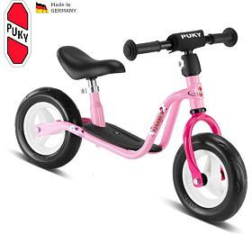 Odrážedlo PUKY Learner Bike medium LR M, růžová - PUKY