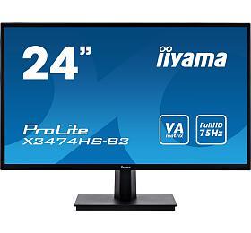 Monitor IIyama X2474HS-B2 - IIYAMA
