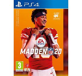 PS4 - MADDEN NFL 20 - ELECTRONIC ARTS