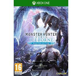 XOne - Monster Hunter World: Iceborne Master Edition - Capcom