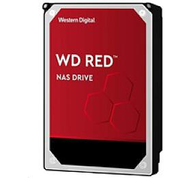 WD RED NAS WD120EFAX 12TB SATAIII/600 256MB cache, 196MB/s - Western Digital