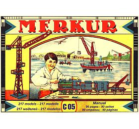 Stavebnice MERKUR CLASSIC C05 - Merkur
