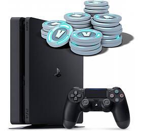 Herní konzole Sony PS4 500GB + hra Fortnite - Sony