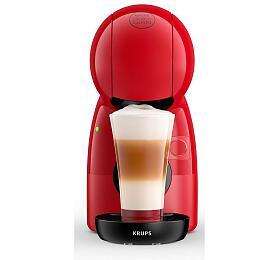 Espresso Krups KP1A0531 Piccolo XS červený - Krups