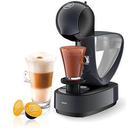 Espresso Krups KP 173B31 Infinissima šedý - Krups