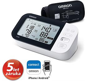 Tonometr OMRON M7 Intelli IT s AFib - OMRON