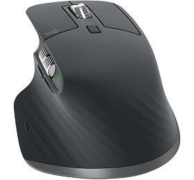 Logitech MX Master 3 Advanced Wireless Mouse - GRAPHITE - EMEA (910-005694) - Logitech