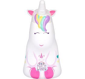 Sprchový gel Minions Unicorns, 400 ml - Minions