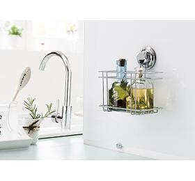 Malá police do kuchyně bez vrtání Compactor - Bestlock systém, nosnost až 6 kg - Compactor