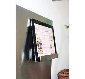 Magnetický držák na tablet / kuchařku Compactor, 21,5 x 4,5 x 6 cm - Compactor