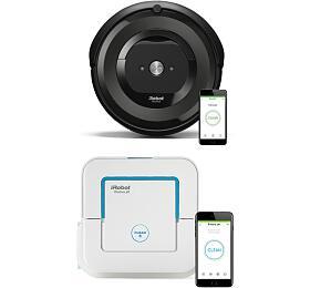 iRobot Roomba e5 + Braava jet 240 - iRobot