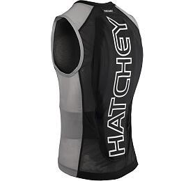 Hatchey Vest Air Fit black/grey, M - Hatchey