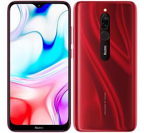 Xiaomi Redmi 8 (4/64GB) červená (6941059631569) - Xiaomi